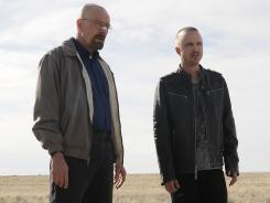 "With the 16 episodes left in 'Breaking Bad,' show creator Vince Gilligan says, ""More than ever, we can let Walter White get as dark as he could possibly get."""