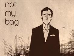 The graphic novel 'Not My Bag' by Sina Grace will be released in October.