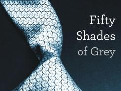 'Fifty Shades of Grey' is on its way to becoming a movie. It'll be produced by the team that made 'The Social Network.'