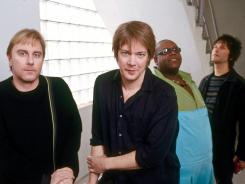Dan Murphy, left, Dave Pirner, Michael Bland and Tommy Stinson of Soul Asylum will be touring this summer.