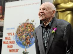 """This movie never stops bringing out the biggest names,"" said Mickey Rooney. ""It's well worth bringing back. What a wonderful night."""