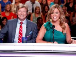 Judges Nigel Lythgoe and Mary Murphy are helping America pick its favorite dancers this year.