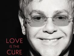 'Love is the Cure' by Elton John is on sale July 17.