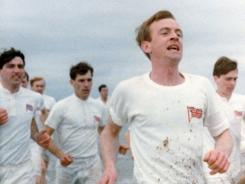 Two weeks out from the Olympics, Brits can celebrate another piece of history this week as 'Chariots of Fire' makes its high-definition debut on home video.