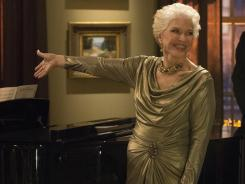 Margaret Barrish (Ellen Burstyn), Elaine's hard-drinking, straight-talking mother, is the highlight of 'Political Animals.'