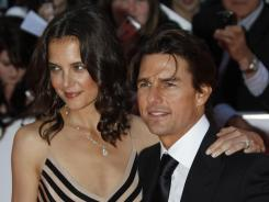 Splitsville: Are Katie Holmes and Tom Cruise headed to divorce court?