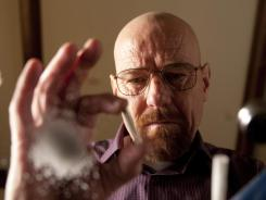 Bryan Cranston, an always-terrific actor, gives a once-in-a-lifetime performance in 'Breaking Bad.'