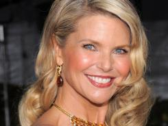 A spokeswoman for supermodel Christie Brinkley said her father died on Saturday in Sag Harbor, N.Y.