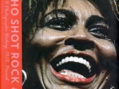 Folk musician turned photographer Henry Diltz took this image of Tina Turner, on the cover of the book 'Who Shot Rock & Roll.'