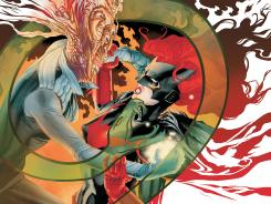 Batwoman wraps up her current case in a new issue out this Wednesday.