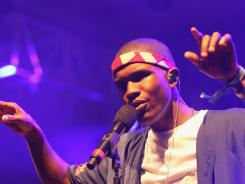 Frank Ocean's 'Channel Orange' showcases his songwriting talent.