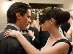 Christian Bale and Anne Hathaway star in 'The Dark Knight Rises,' the conclusion to director Christopher Nolan's Batman trilogy, which was inspired in part by the Charles Dickens' classic 'A Tale of Two Cities.'