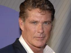 About 550 cutouts of David Hasselhoff have been stolen from convenience stores in New England and Florida in recent weeks.