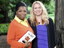 """I love this book"": Oprah Winfrey says Cheryl Strayed's memoir, 'Wild,' inspired her to relaunch her widely influential book club."