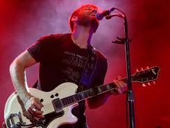 The Black Keys, with Dan Auerbach, closed out the festival on Sunday.