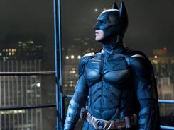 Christian Bale plays Batman in the trilogy.