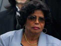 Police were called to Katherine Jackson's home on Monday after reports of an altercation.
