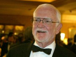 Frank Pierson, an Oscar winner and former president of the Academy of Motion Picture Arts and Sciences, died Monday. He was 87.