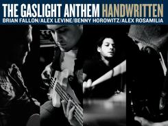 'Handwritten' is the Gaslight Anthem's fourth album.