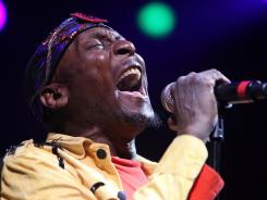 Jimmy Cliff's 'Rebirth' is his first album in eight years.