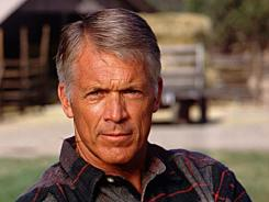 Chad Everett, shown in this 1994 photo, starred in movies and TV during his 40-year career.