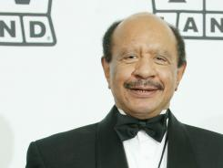 Sherman Hemsley's portrayal of George Jefferson garnered an Emmy nomination in 1984.