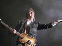Paul McCartney and Underworld are performing during the Olympics opening ceremony.