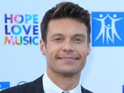 We interrupt sports coverage, for a sideline report from Ryan Seacrest.