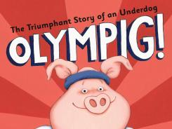 Readers can get excited for the Olympics with books for all ages.