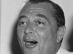 Singer Tony Martin died at 98 of natural causes.