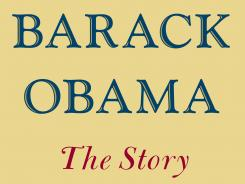 Weekend suggestion for book lovers: 'Barack Obama: The Story' by David Maraniss.