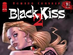 Howard Chaykin revisits his controversial 1980s series with the sequel Black Kiss 2.
