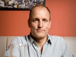A play for Woody: Actor Woody Harrelson tries his hand at theater with the off-Broadway production 'Bullet for Adolf,' which he co-wrote and directed.