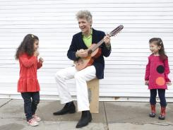 Dan Zanes helps USA TODAY curate a selection of great music for kids.