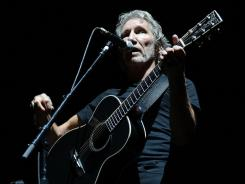 Nod if you can hear me: Roger Waters' The Wall tour was a big hit.