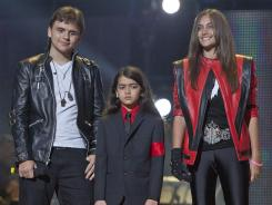 Prince, Blanket and Paris Jackson's guardians will be determined by a court hearing.