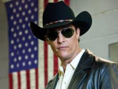 Matthew McConaughey steals the show as the titular 'Killer Joe.'