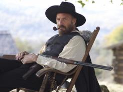 Kevin Costner plays Devil Anse Hatfield in the History network's miniseries 'Hatfields & McCoys,' the Platinum Pick of the Week.