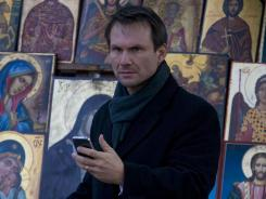 Christian Slater stars in a scene from the motion picture ASSASSIN'S BULLET. HANDOUT Credit: ARC Entertainment [Via MerlinFTP Drop]