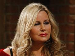 Jennifer Coolidge is introduced as Polish cleaning lady Sophie Kerchinsky on 'Two Broke Girls.'