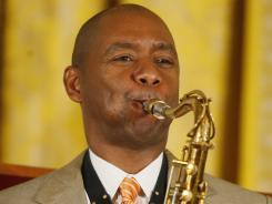 The Branford Marsalis Quartet makes good use of diverse talents on 'Four MFs Playin' Tunes.'