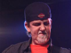 Stuart Swanlund of the Marshall Tucker Band, who died Saturday, joined the Southern rock group in 1985.