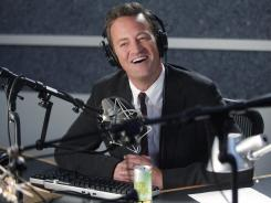 Matthew Perry plays Ryan King, a radio host whose boss orders him into grief counseling after he loses his wife.