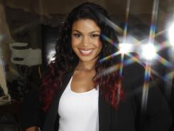 When 'American Idol' Season 6 winner Jordin Sparks saw the 'Sparkle' script and title, &quot;I was wondering, too, how does 'Jordin Sparks as Sparkle' sound?&quot;