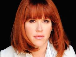 """Right now I'm focused on the book,"" says Molly Ringwald. But she also is adapting the screenplay, and she has an album due in spring 2013."
