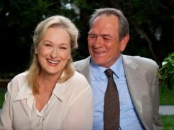 'Hope Springs' eternal for love: Meryl Streep and Tommy Lee Jones play a married couple trying to inject life back into their stagnant marriage.