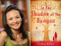 Although 'In the Shadow of the Banyan' is inspired by her childhood, Vaddey Ratner chose to write a novel rather than a memoir.