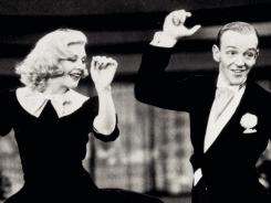 For a musical diversion this weekend, watch TCM's salute to Ginger Rogers, who was a screen gem with dance partner Fred Astaire.