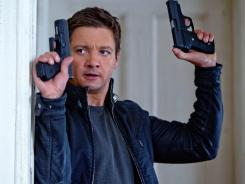 Jeremy Renner takes over from Matt Damon in the successful series.