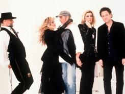Mick Fleetwood, left, Stevie Nicks, John McVie, Christine McVie and Lindsey Buckingham (shown in 1997) are honored on the new tribute album 'Just Tell Me That You Want Me.'
